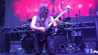 Inquisition - Infinite Interstellar Genocide - Chile 2015
