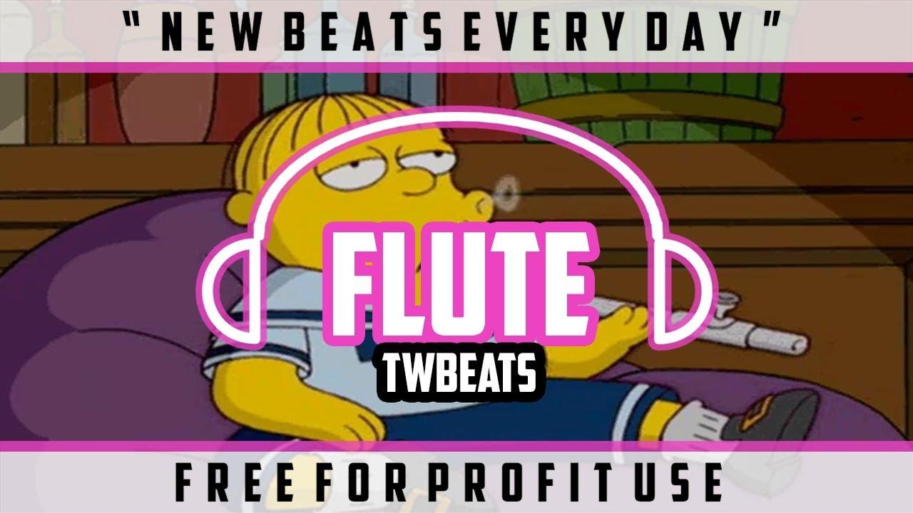 [FREE FOR PROFIT USE] Wavy Flow Freestyle Flute Rap Beat