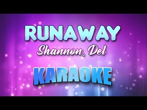Shannon, Del - Runaway (Karaoke & Lyrics)