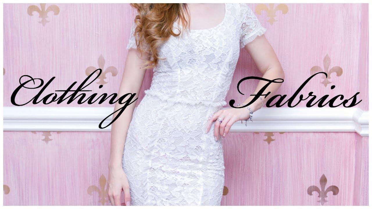 8b441fa68c55 Clothing Fabrics Explained (A Beginner's Guide to Quality Fabrics) 👗