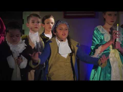 KIDS SING ALEXANDER HAMILTON- Cover   The Hamilton Project