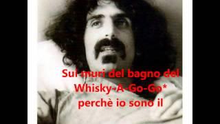 [SUB ITA] Frank Zappa-Bwana Dik  (sottotitoli in italiano)