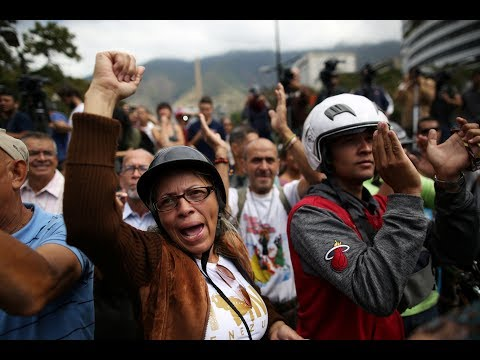 Why Venezuela's Chavistas are fiercely loyal to Maduro, despite economic crisis