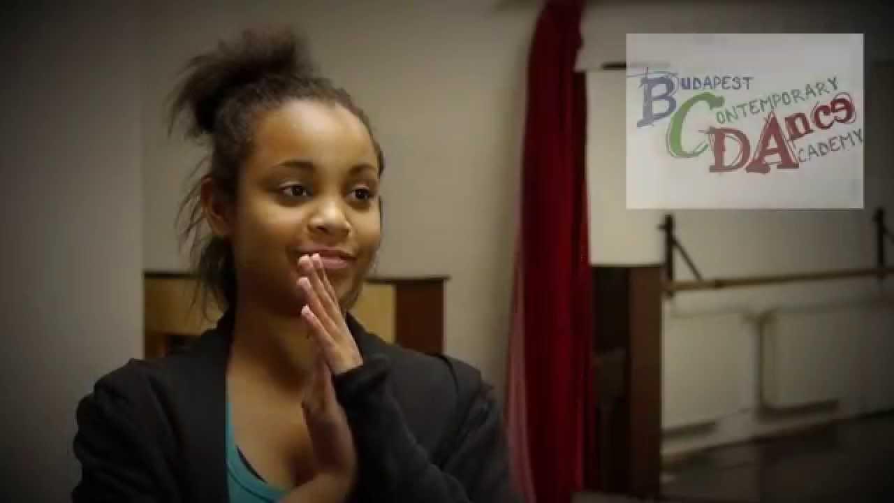 Krisztina Sessi - Nigeria/Hungary about Budapest Contemporary Dance Academy