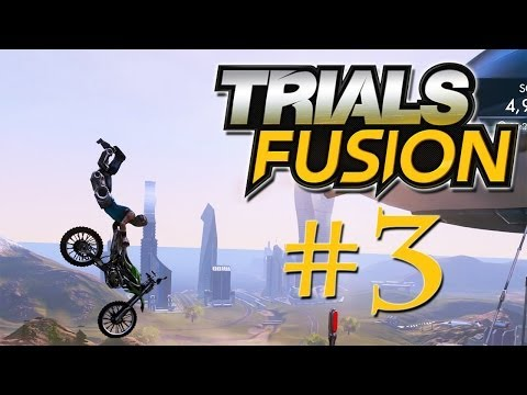 Trials Fusion - Part 3 | USER MADE LEVELS