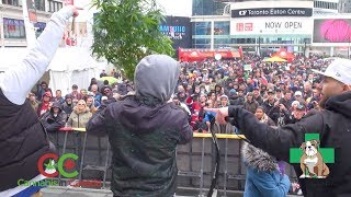 HIGHlights from 420 Toronto 2017