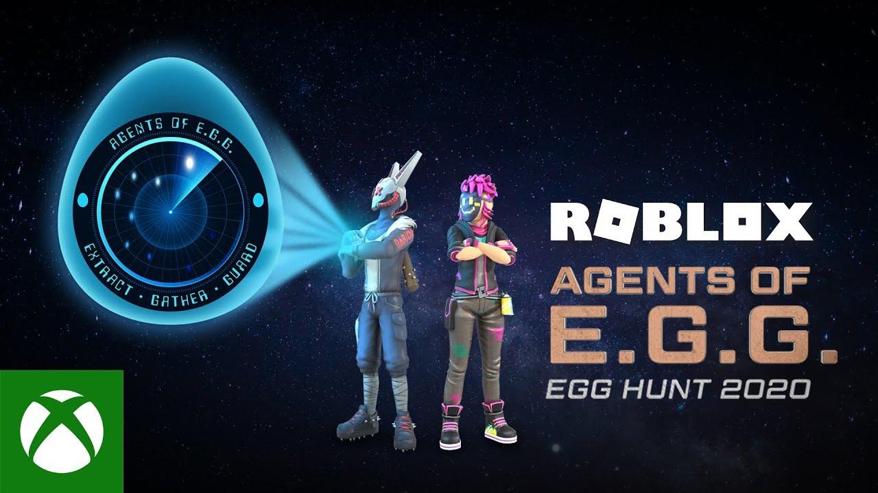 Roblox Egg Hunt 2020 Trailer Youtube