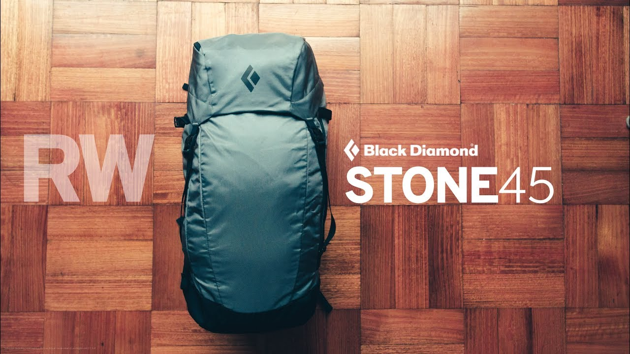 Stone 45 Pack Black Diamond Gear