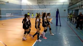 Pallavolo U12 femminile - Easyvolley Effegiauto vs Volley Sovico