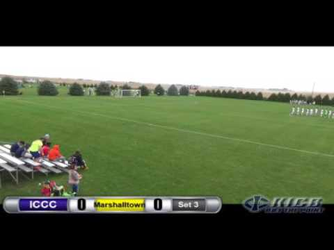 Mens Soccer: Iowa Central vs Hawkeye Community College 10/01/2016)