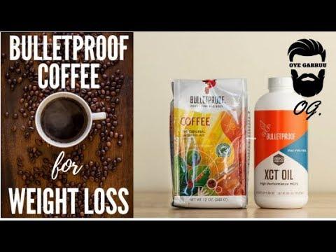 Bulletproof Coffee For Weight Loss | Keto Coffee Recipe