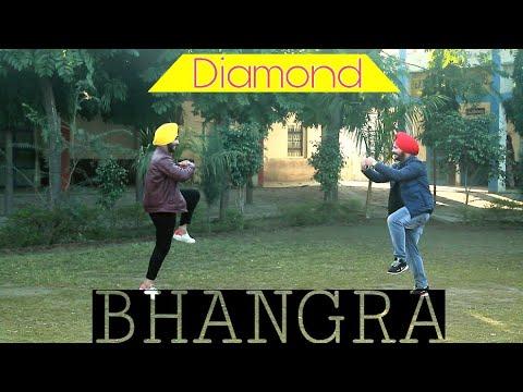 Diamond (Bhangra Cover) | Gurnam Bhullar | Bhangra with Manjinder