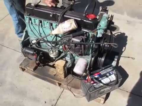 Chevy 292 engine for sale on Ebay - YouTube
