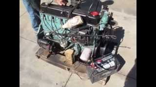 Chevy 292 engine for sale on Ebay