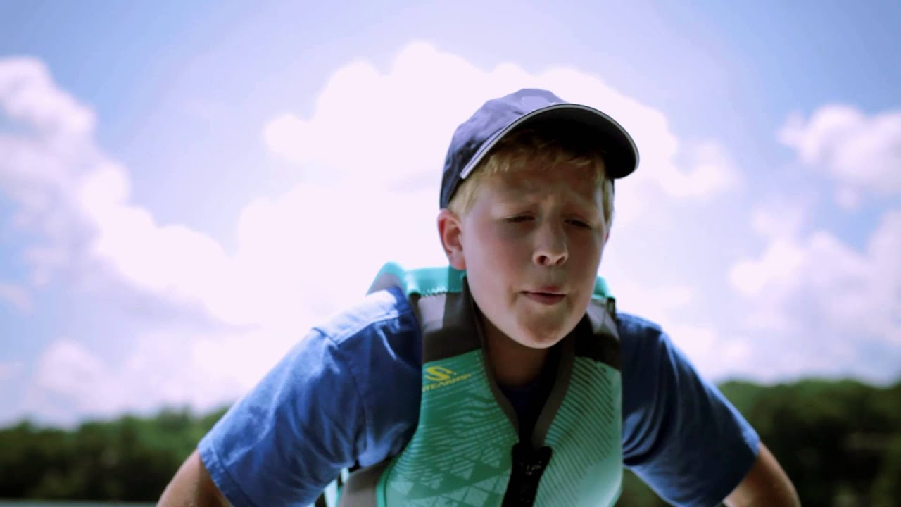 While you are boating a tragic fall overboard can happen unexpectedly and you could drown leaving your kids or grand kids alone to take care of themselves.  Don't let their last memory of you be a tragic one.  Please share this emotionally powerful video.
