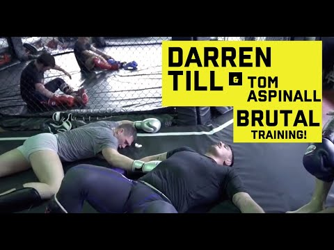 Inside Darren Till and Tom Aspinall's BRUTAL fight camp