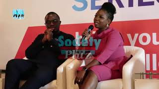 IBTC YOUTH LEADERSHIP SERIES 2019:ABISOYE TELLS HER INSPIRING STORY TO YOUTHS!