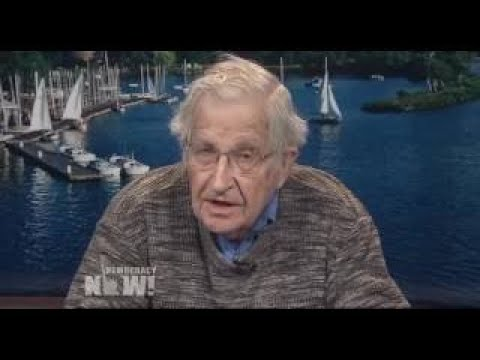 Noam Chomsky Hillary Clinton and her Extreme View of Israel