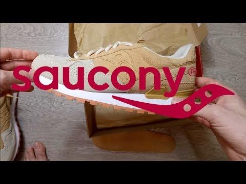 Обзор Saucony Shadow Original Cannoli Pack. Соник!