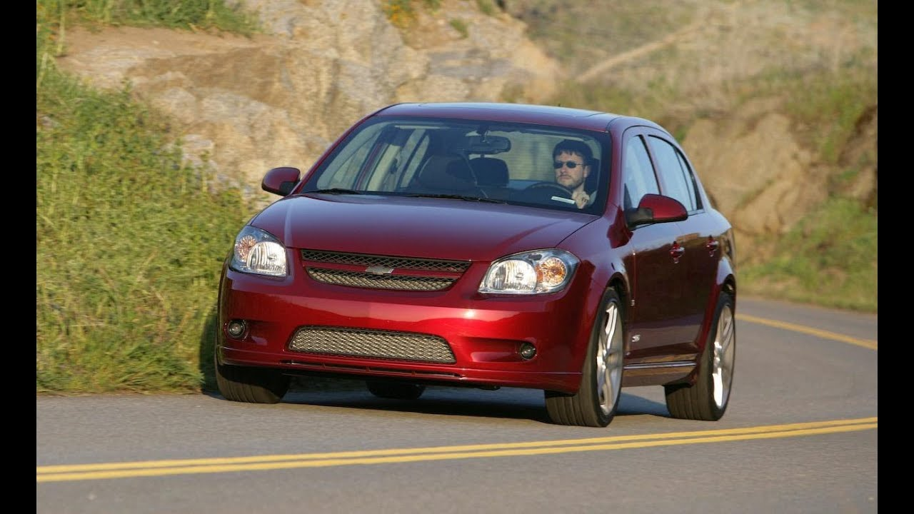 2009 Chevrolet Cobalt Ss Car And Driver