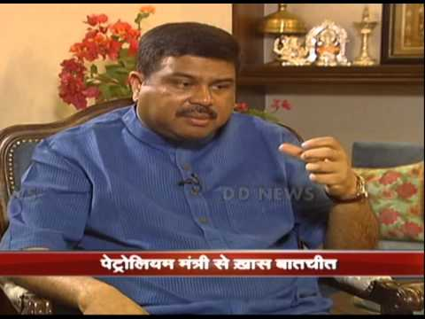 Union Minister Dharmendra Pradhan Interview on one year of Govt