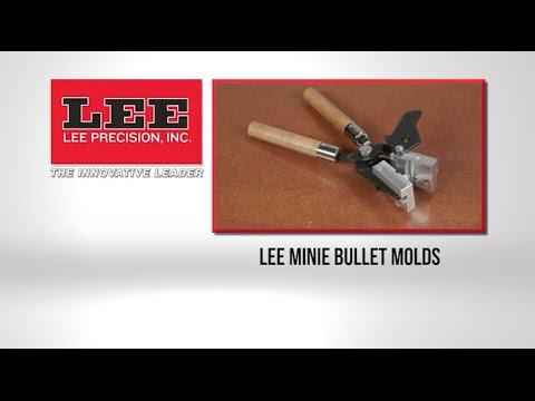 Lee Minie Bullet Molds