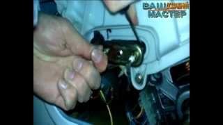 видео как снять тен в стиральной машине самсунг