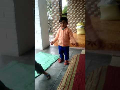 Khinnua Song baby cute dance