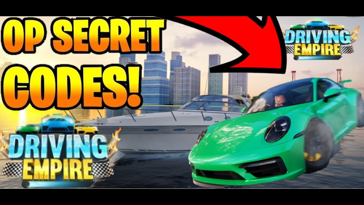 Codes For Driving Empire : Garbage Truck Simulator Codes ...
