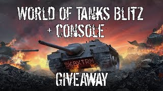 World of Tanks Blitz & Console Giveaway Winners