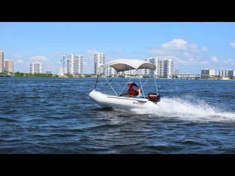 11' Inflatable Boats SD330