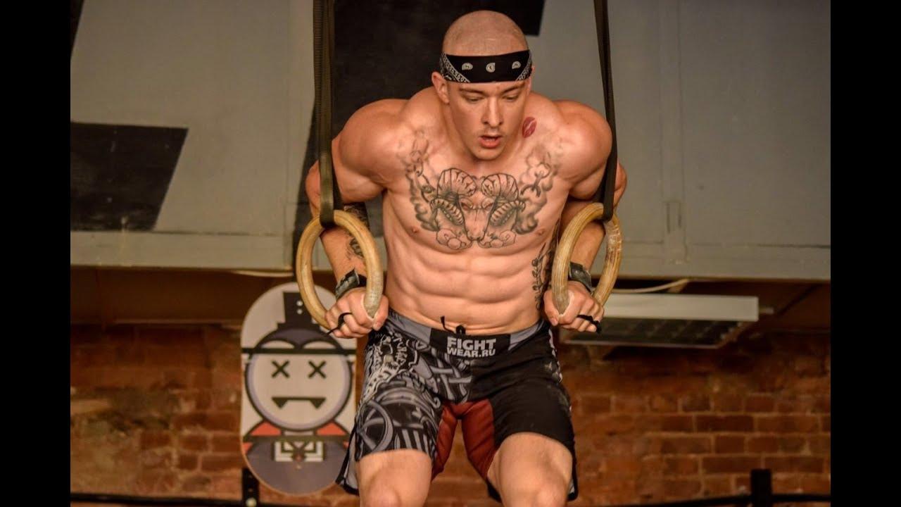 Виктор Блуд - Воркаут и Стритлифтинг Training Compilation Workout Streetlifting