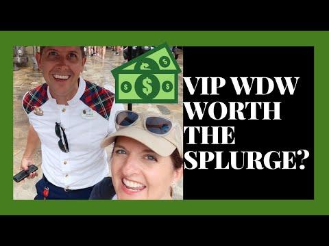 WDW VIP Private Tours Worth The Splurge?