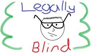Legally Blind 10: Art School