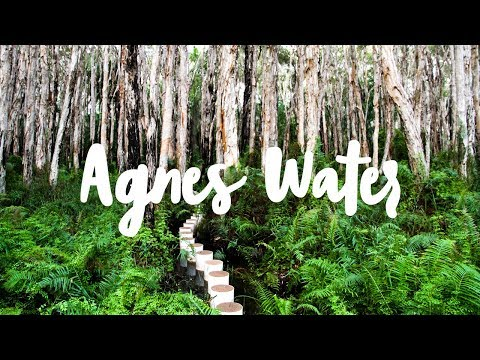 AGNES WATER and TOWN of 1770 | Little Grey Box