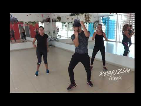 Zumba-Mas Ritmo Fitness INTENSO con Gabriel Tristan / RitmoZum Fitness