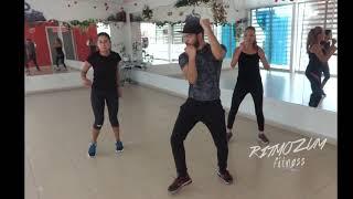 zumba mas ritmo fitness intenso con gabriel tristan ritmozum fitness
