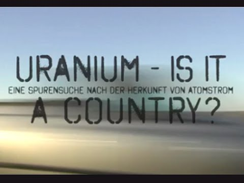 Uranium Is It A Country?!