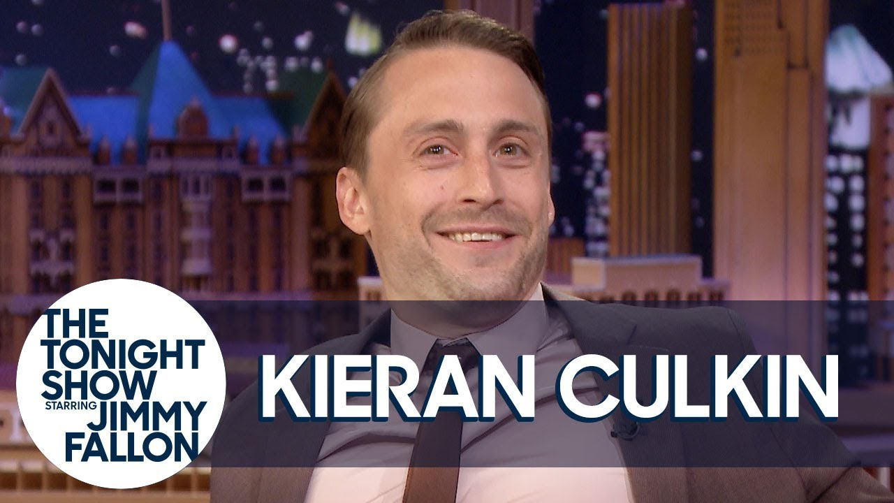 Kieran Culkin Freaks Out in Real Time About Becoming a First-Time Dad