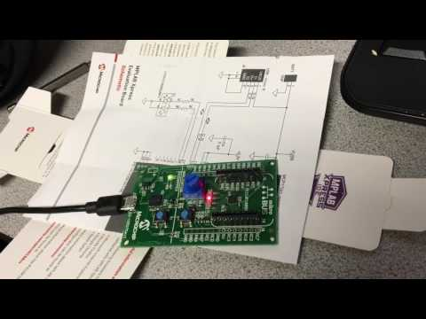MPLAB Xpress Dev Kit - Out of the box