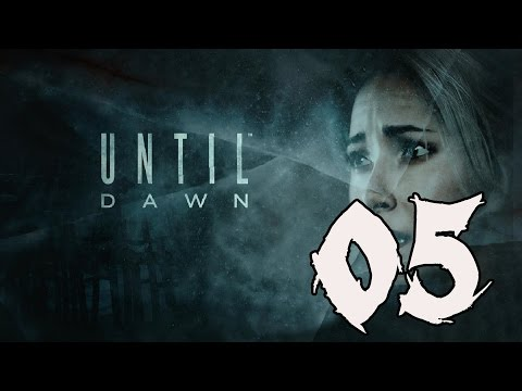 Until Dawn - Gameplay Walkthrough Part 5: The Basement