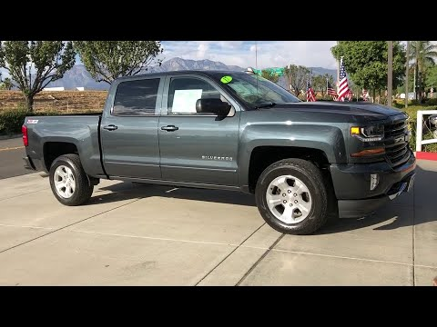 2017 Chevrolet Silverado 1500 Ontario, Claremont, Montclair, San Bernardino, Victorville, CA V190942