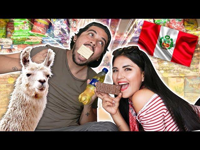 Fuimos hasta Perú a probar sus dulces