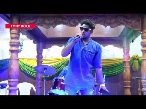 Gana Sudhakar Kannala Mayakuriya Song By Vicky @ Tony Rock Music Band