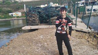 Первая Морская рыбалка моего друга Акбара