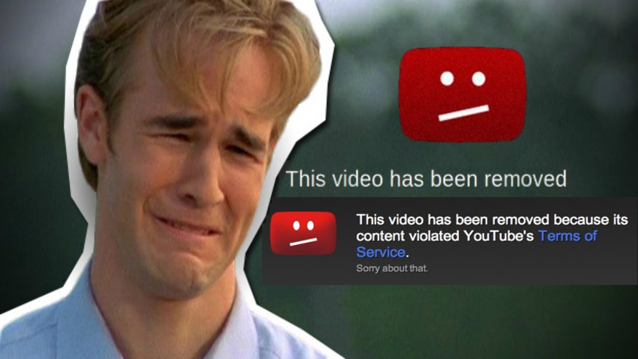 How to Recover YOUR YouTube Videos that YouTube Removed
