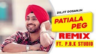 Patiala Peg Remix | Diljit Dosanjh | Diljott | ft. P.B.K Studio
