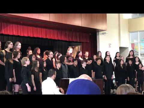 Kay Kay at South Meadows Middle School Spring 2019 Part 1
