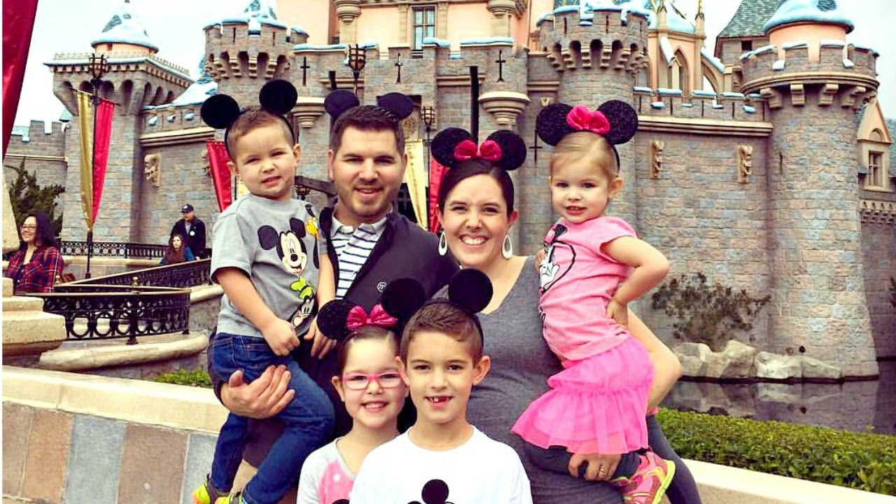 Kids First Disney Trip Youtube