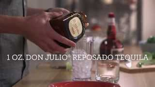 How To Make A Classic Frozen Margarita With Don Julio Tequila At Home